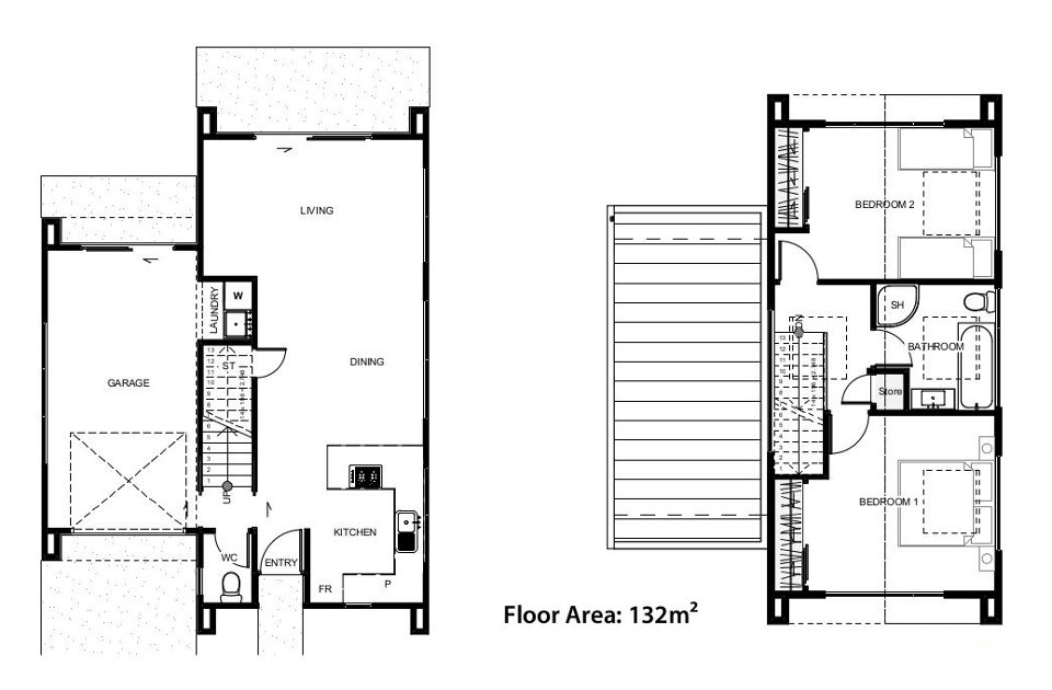 Frenso house plans