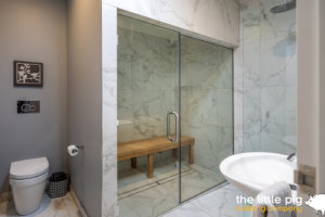 delux bathroom design