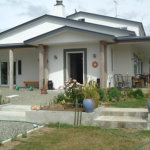 Thorne Home, Straw Bale Construction, Upper Moutere, NZ