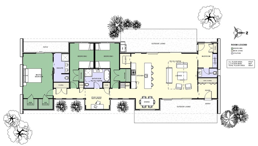 Image of 'Weston' house plans