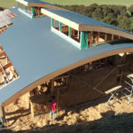 Williams Home, Straw Bale, Marlborough Sounds, NZ
