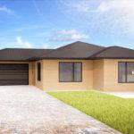 3D rendering of the Arlington House Design