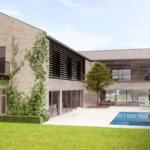 Brighton house 3d render