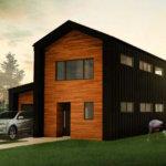 Fresno house render - Nelson, NZ