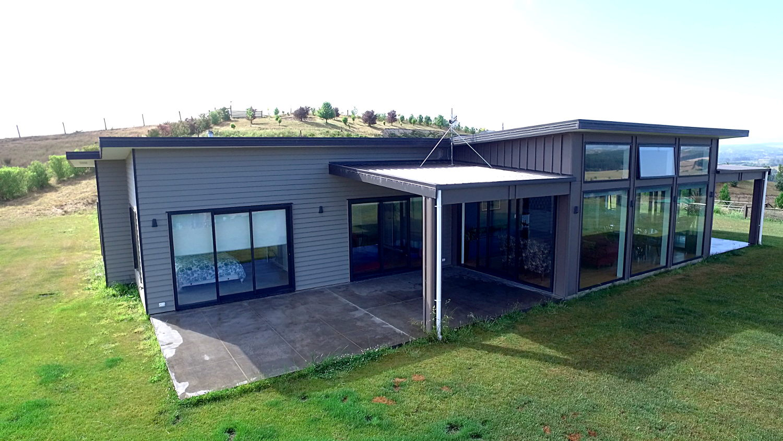 Passive Solar Design, Nelson, NZ.
